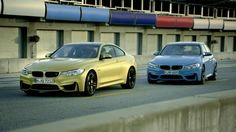 BMW M3. BMW M4. Official launchfilm. Are you as excited as we are?! ///M