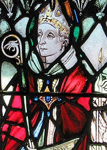Aidan of Lindisfarne (died 31 August 651) was an Irish monk and missionary credited with restoring Christianity to Northumbria. He founded a monastic cathedral on the island of Lindisfarne, served as its first bishop, and travelled ceaselessly throughout the countryside, spreading the gospel to both the Anglo-Saxon nobility and to the socially disenfranchised (including children and slaves). Commemoration: June 9