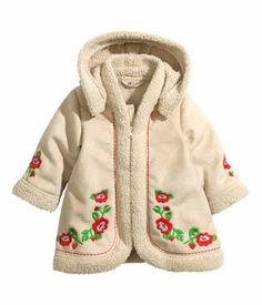 H&M | $29.95 - Warm and snuggly baby jacket