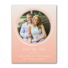 40% OFF   Aquarelle - Photo Save the Date  http://mediaplus.carlsoncraft.com/Wedding/Save-the-Dates/3254-TWSSD40800-Aquarelle--Photo-Save-the-Date.pro