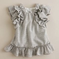 Host PickJcrew Ruffle Top NWOT girls Rory Top. Girls size 14 fits like XS though :) J. Crew Tops