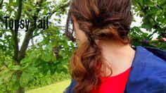 Topsy Tail på aseaofinspiration.blogspot.dk