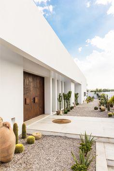 La villa JAR, un savant jeu de lignes - IDEO
