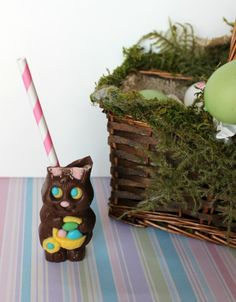 Chocolate Easter Bunny Drink