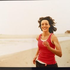 """Jennifer Beals on Instagram: """"#tbt Running down the beach for @selfmagazine #freedom Photo by the incredible #carlosserrao """" Jennifer Beals, Girl Crushes, Tank Man, Beautiful Women, The Incredibles, Celebrities, Celebs, Running, Instagram Posts"""