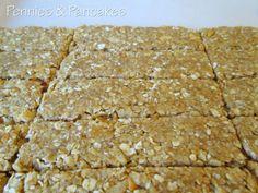 "Pennies & Pancakes: No-Bake ""Food Storage"" Granola Bars ($0.11 each)"