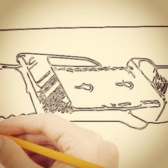 #kaspari #sketch