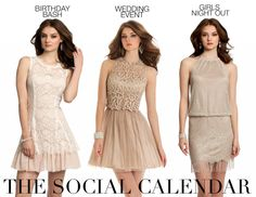 Camille La Vie Short Homecoming Dresses