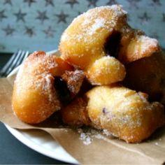 Zeppole (Italian Donuts) recipe