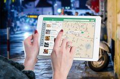 Ipad, Karte, Tablette, Internet, Bildschirm, Multimedia