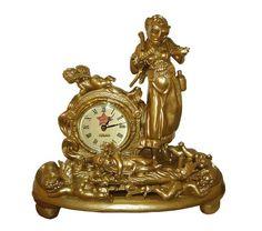 Dogma Mantle Clock by Uzi