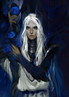 c8e9f187bab5ea847fa2ddb6306aaa61--character-concept-moon-elf.jpg 607×850 pixels