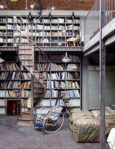 #books #room