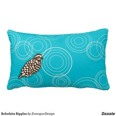 Bobwhite Ripples Pillows