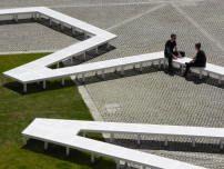 Installation in London / Soziologie des Sitzens - Architektur und Architekten - News / Meldungen / Nachrichten - BauNetz.de