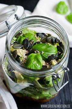 Salate glutenfrei laktosefrei