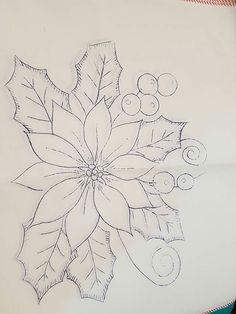 Imagen relacionada imagenes pinterest pintura en - Dibujos navidenos para bordar ...