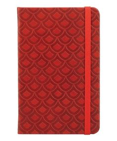 Another great find on #zulily! Ruby Debossed Password Log Book #zulilyfinds