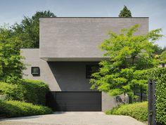 Uccle House, Belgium, 2005 by Iceberg Architects