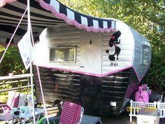 Pink poodle party place