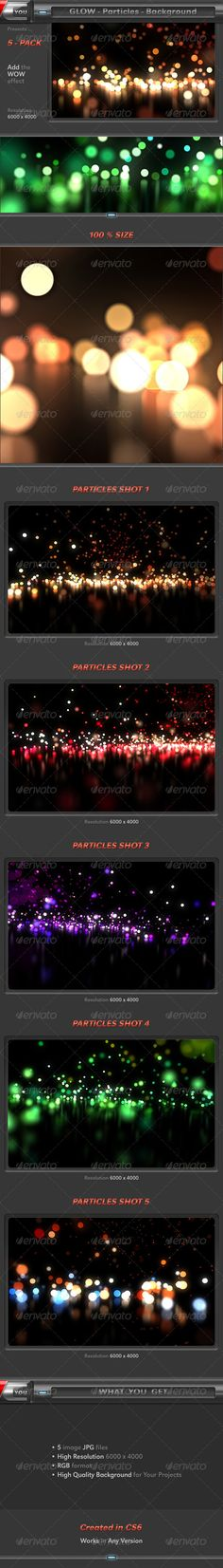Glow Particles Pack — JPG Image #dark #beauty • Available here → https://graphicriver.net/item/glow-particles-pack/5906499?ref=pxcr