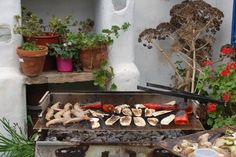 Clean Monday (Greek: Καθαρά Δευτέρα), also known as Pure Monday, Ash Monday, Monday of Lent or Green Monday, is the first day of the Eastern Orthodox Christian Lent. i.e. a great day for a greek BBQ with shrimps and veggies