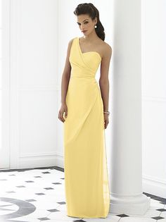 After Six Bridesmaid Dress 6646 http://www.dessy.com/dresses/bridesmaid/6646/?color=buttercup=9#.Ufe4sme9LCR