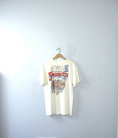 Vintage 90's graphic tee Finneytown Springfest '95 by manorborn
