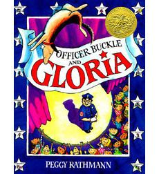 Illustrations (Common Core RL.3.7) Officer Buckle and Gloria