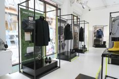 Retail Design | Store Interiors | Shop Design | GORE-TEX