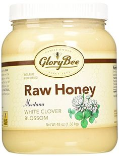 GloryBee Raw Montana White Clover Honey, 48 Ounce -- Instant Savings available here : baking desserts recipes