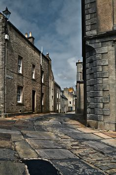 stromness, orkney, favorite city, in Orkney, family home