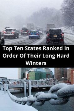 When it comes to winter weather, every US state has its pluses and minuses. However, there is no denying the fact that some states have worse winters than others. If you dislike the freezing temperatures and snow, we don't blame you. That's why we've created a list of all of the states that you definitely want to avoid this upcoming winter season.