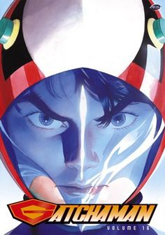 Gatchaman by Alex Ross #BattleOfThePlanets