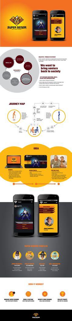 Super Senior - Intergenerational Experience Exchange Platform.