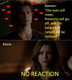 Vampire Diaries Season 6 Recap Episode 6: Our eyes will meet, fireworks will go off, and the balance of nature will be restored.