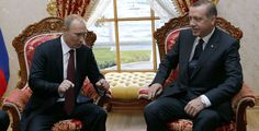 Putin and Erdogan's Marriage of Convenience | Foreign Policy