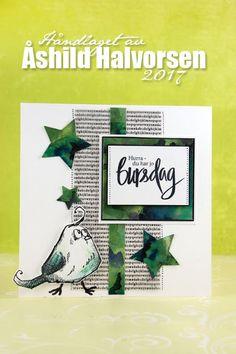 ♥ kreativt uttrykk ♥: Grønt og rart