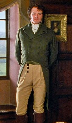 It's Mr Darcy from the 1995 version. Love that Colin Firth, but Matthew MacFadyen has my heart. Colin Firth Mr Darcy, Pride And Prejudice Elizabeth, Jane Austen Movies, Georgette Heyer, Modern Gentleman, Tv Show Quotes, Period Dramas, I Movie, Actors & Actresses