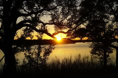 Hords Creek Lake, Texas. Always Let The Sunshine Through.  (All photos are copyright encrypted)