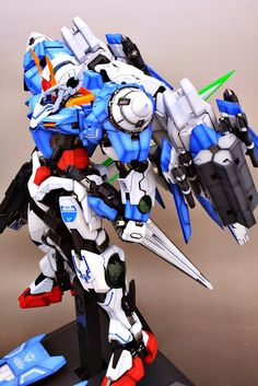 Custom Build: PG 1/60 00 Raiser - Gundam Kits Collection News and Reviews