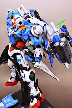 Custom Build: PG 1/60 00 Raiser - Gundam Kits Collection News and Reviews