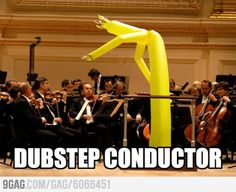 Dubstep Conductor