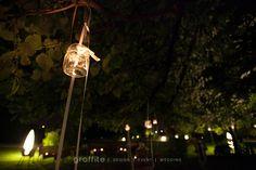 Cala la notte e si accendono delle romanticissime lanterne!