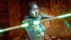 The emerald warrior Jade joins Mortal Kombat 11 - Daily Esports Mortal Kombat 9, Cosplay Mortal Kombat, Xbox One, Playstation, Liu Kang And Kitana, Midway Games, Bo Staff, Do Video, The Revenant