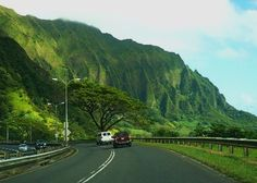 Likelike Highway, another drive worth taking. Big joke in my family of how to pronounce this. Ok maybe not so big.