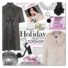 Topshop by barbarela11 on Polyvore featuring polyvore fashion style Oh My Love Topshop