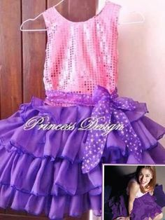 costume violetta