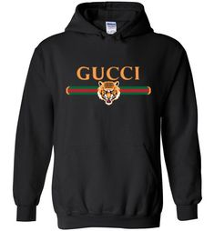 bf60855c0 Gucci Tiger Edition Unisex Hoodie Gucci Shirts Men, Gucci Men, Gucci  Hoodie, Buy