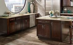 """Italian made Wood Look Porcelain Tile for $2.99 a square foot from thebuilderdepot.com. This product is Palmetto Smoke 6x36"""" porcelain tile."""
